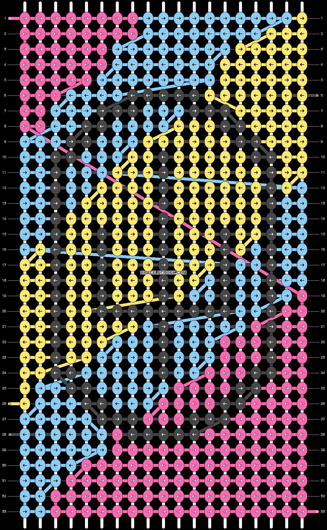 Alpha pattern #90321 pattern
