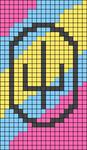 Alpha pattern #90321