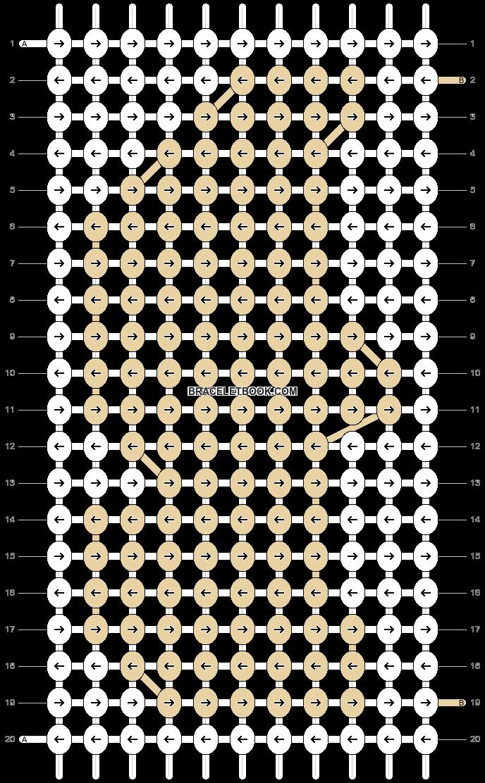 Alpha pattern #90329 pattern
