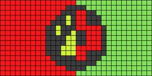 Alpha pattern #90340