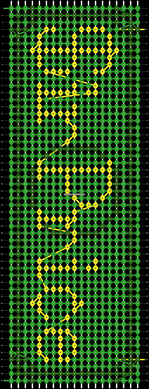 Alpha pattern #90349 pattern