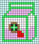 Alpha pattern #90408