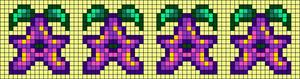 Alpha pattern #90411