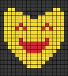 Alpha pattern #90431