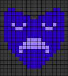 Alpha pattern #90432