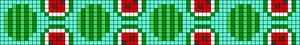 Alpha pattern #90440