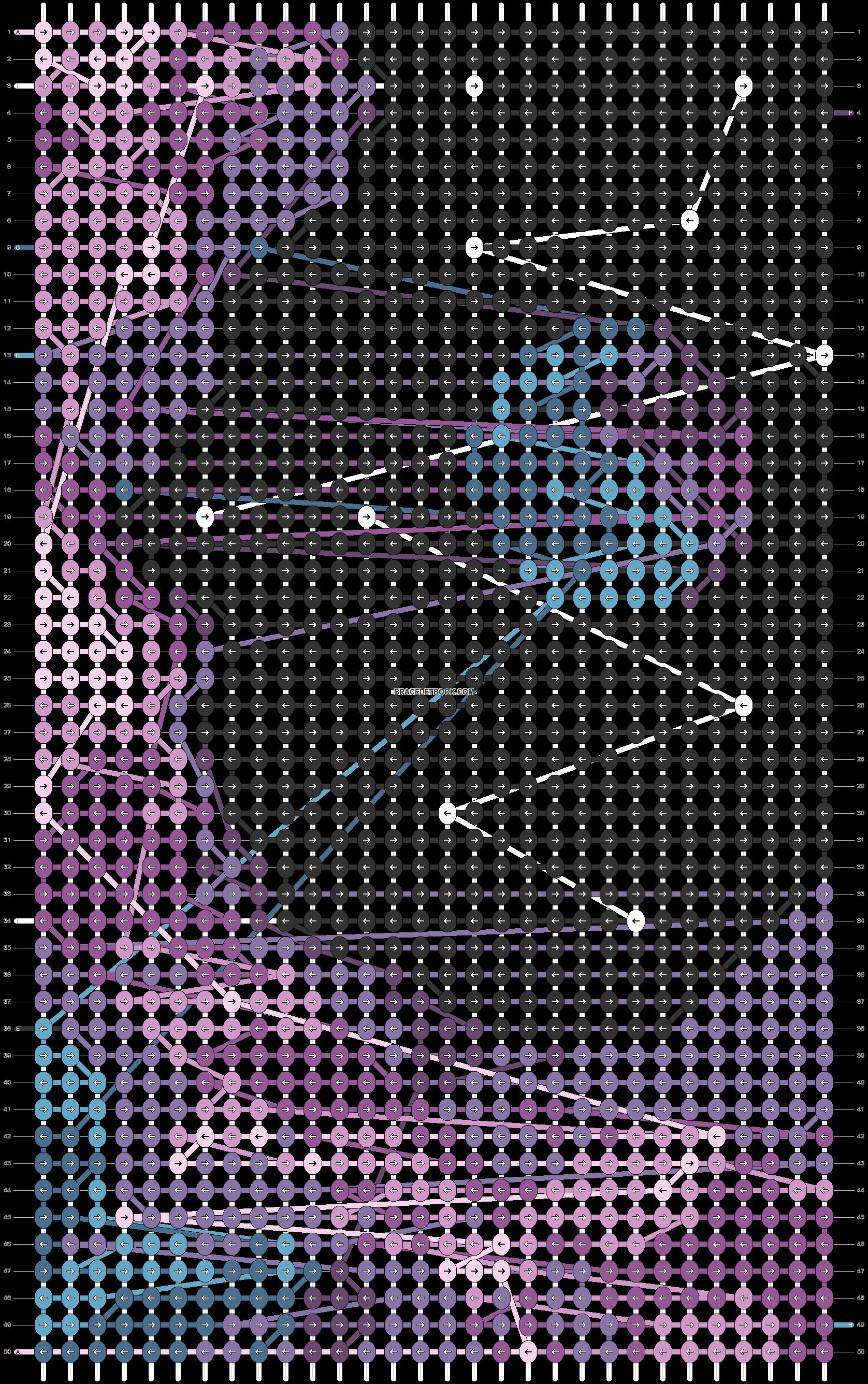 Alpha pattern #90456 pattern