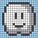 Alpha pattern #90476