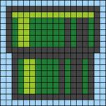 Alpha pattern #90477