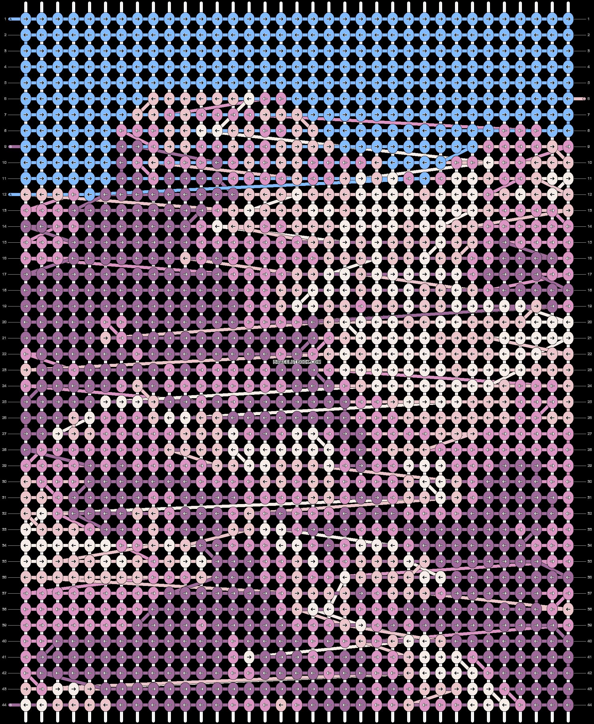 Alpha pattern #90478 pattern