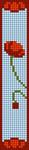 Alpha pattern #90487