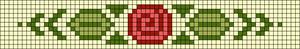 Alpha pattern #90490