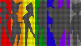 Alpha pattern #90498