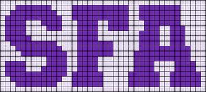 Alpha pattern #90501