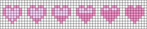 Alpha pattern #90505