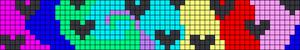 Alpha pattern #90515