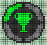 Alpha pattern #90517