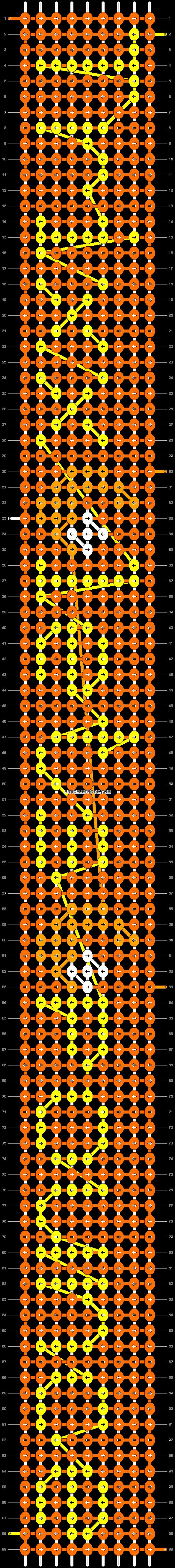 Alpha pattern #90524 pattern