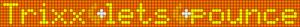 Alpha pattern #90524