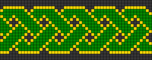 Alpha pattern #90526