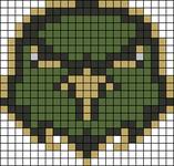 Alpha pattern #90528