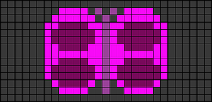 Alpha pattern #90579