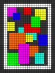 Alpha pattern #90596