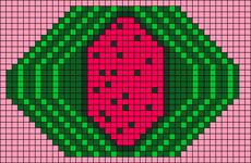 Alpha pattern #90599
