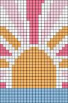 Alpha pattern #90610