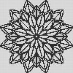 Alpha pattern #90643
