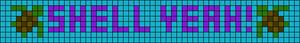 Alpha pattern #90653