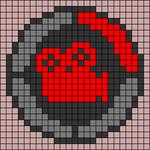 Alpha pattern #90675