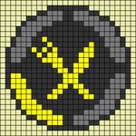 Alpha pattern #90677