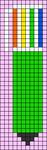 Alpha pattern #90697
