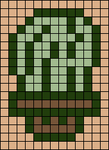 Alpha pattern #90714