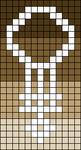 Alpha pattern #90726