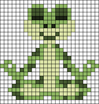 Alpha pattern #90732