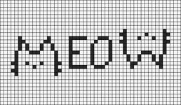 Alpha pattern #90740