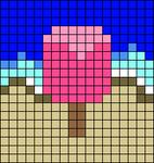 Alpha pattern #90762