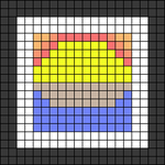 Alpha pattern #90779