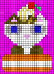 Alpha pattern #90795