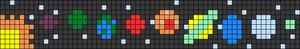 Alpha pattern #90797