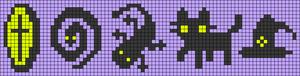 Alpha pattern #90807