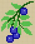 Alpha pattern #90816