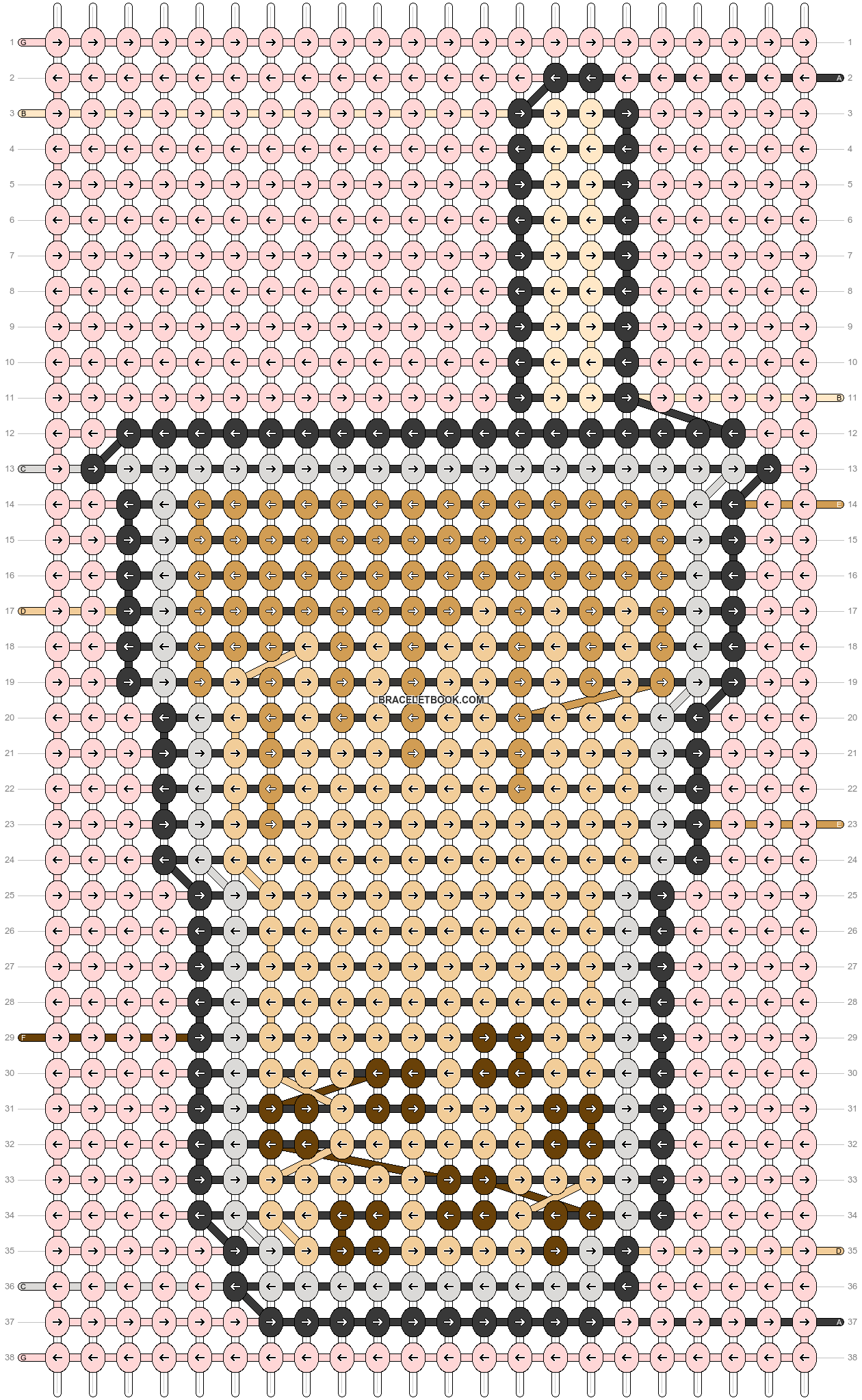 Alpha pattern #90866 pattern