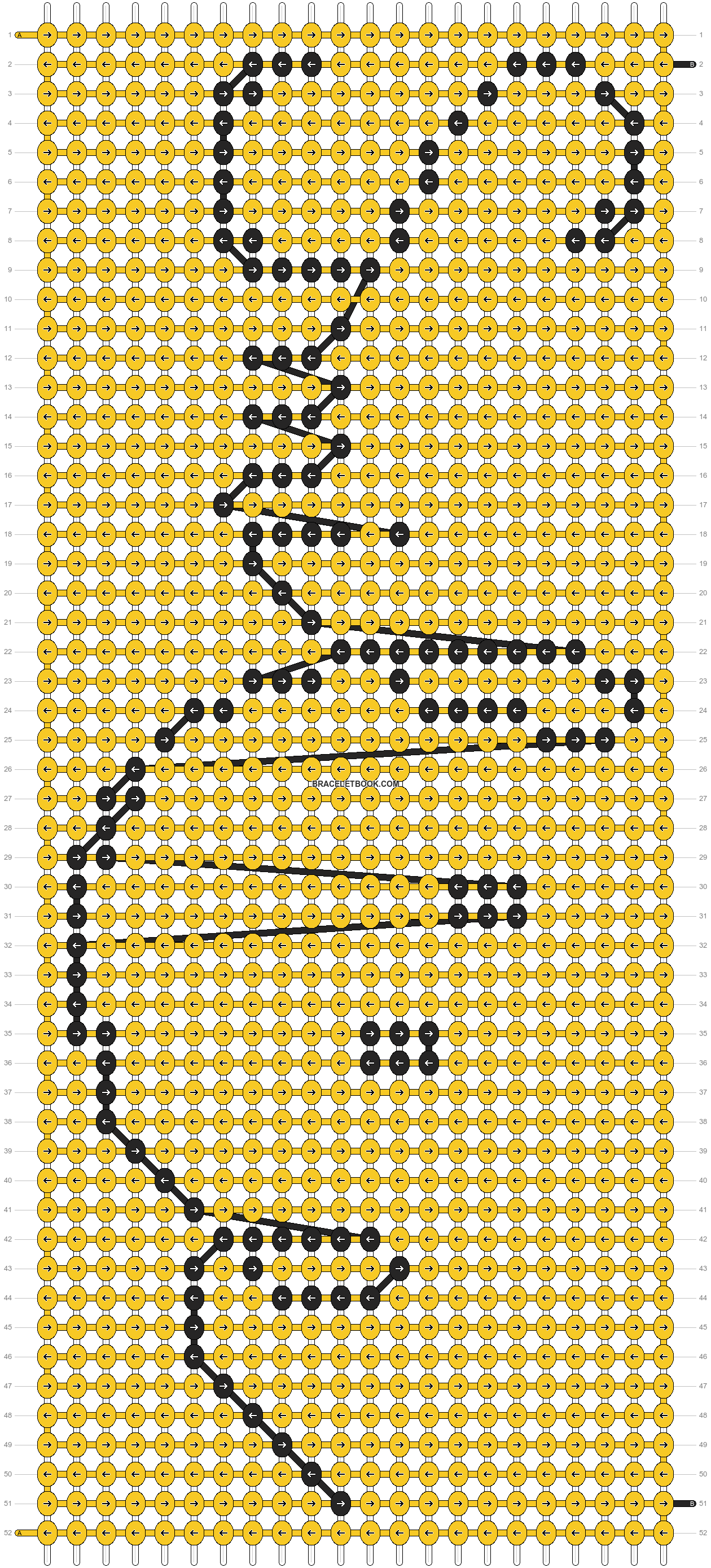 Alpha pattern #90879 pattern