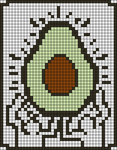 Alpha pattern #90881
