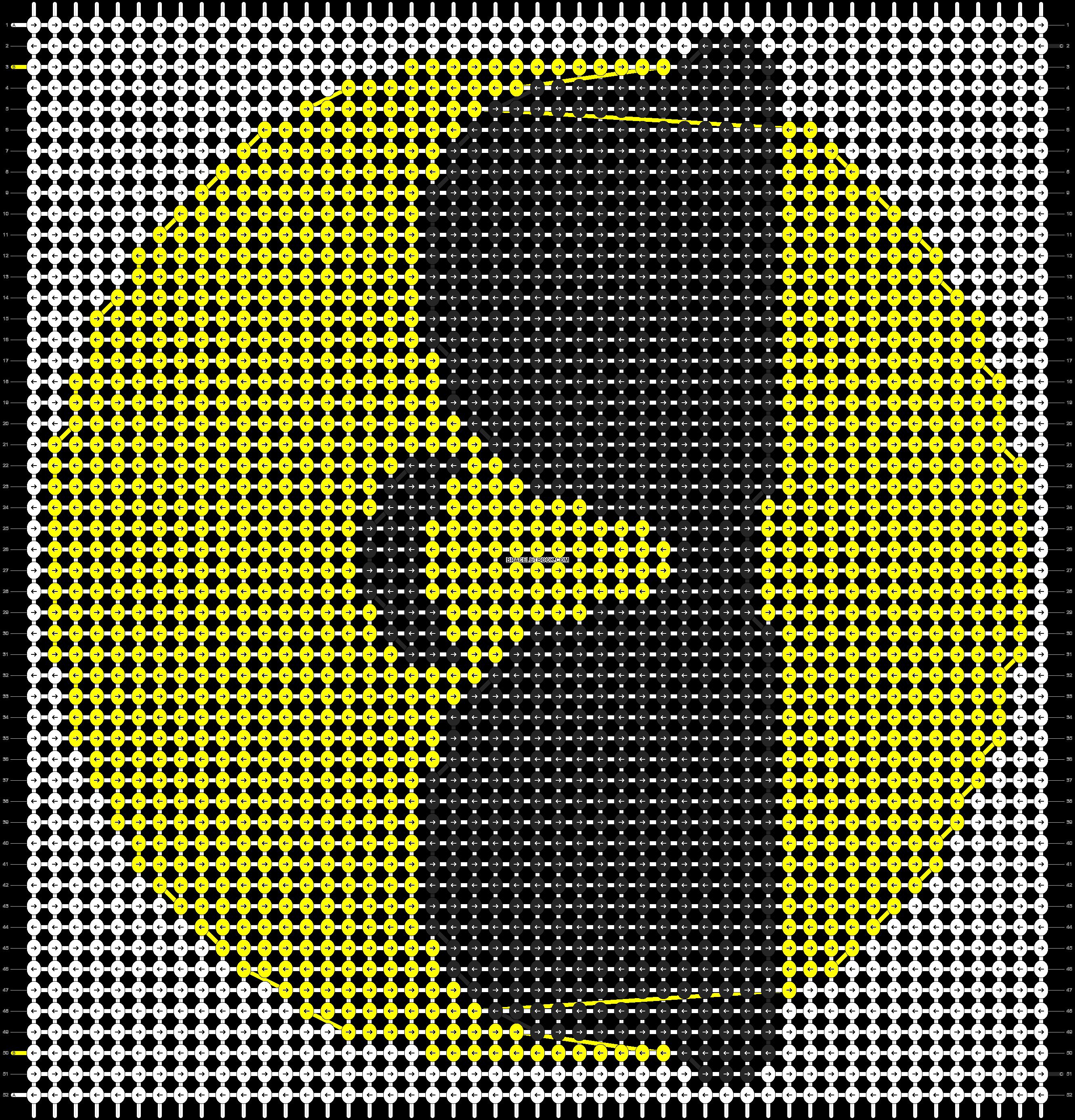 Alpha pattern #90883 pattern