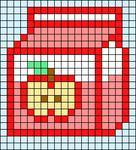 Alpha pattern #90887