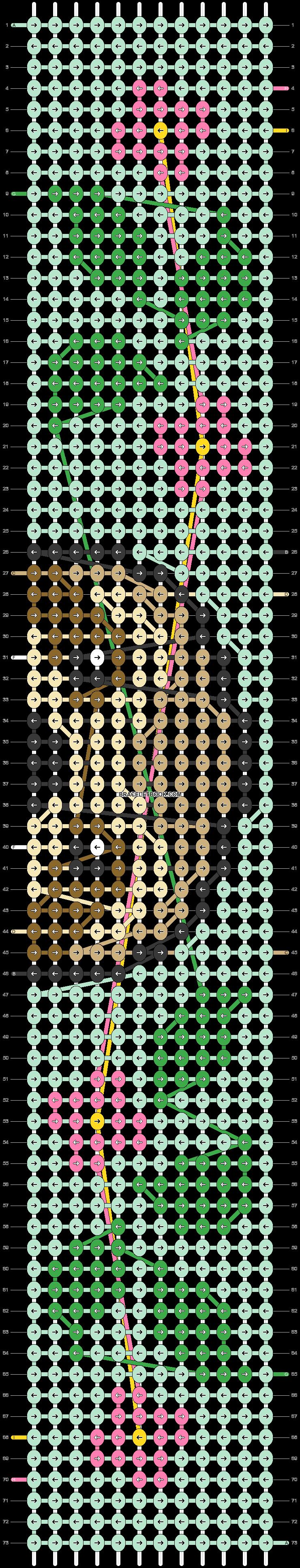 Alpha pattern #90935 pattern